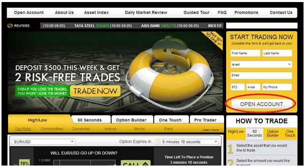 Banc de binary options demo account malaysia